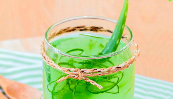 Рецепт лечения желудка алоэ с медом