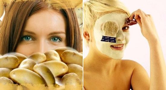 картофельный отвар для глаз