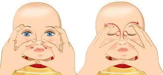 массаж деткам