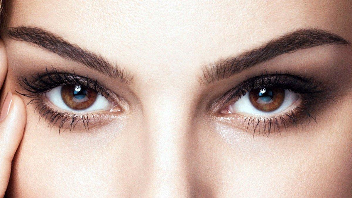 глаза без бельма