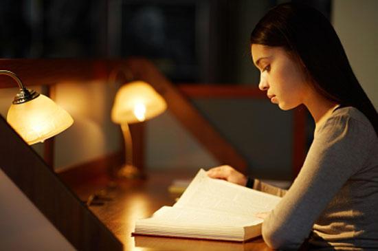 миопия и чтение