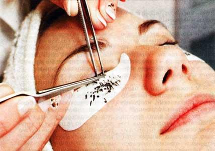 лечение ресниц