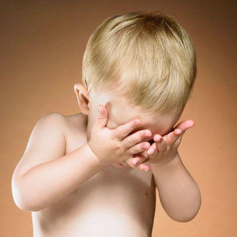 детский конъюнктивит глазок