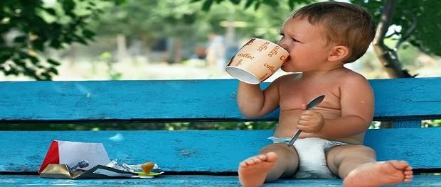 кофе для детей