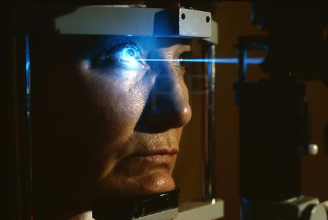 лазерное исправление