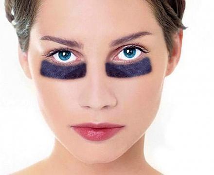 лечение темных кругов под глазами