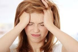 головная боль при нервных тиках