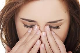 причины сухости глаз