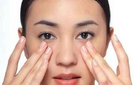 симптомы отека глаз
