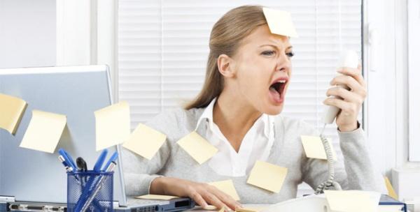 стресс при нервном тике