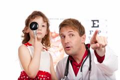 диагностика у детей астигматизма