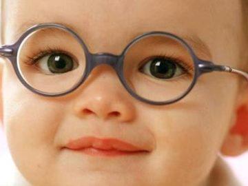косоглазие у малышей