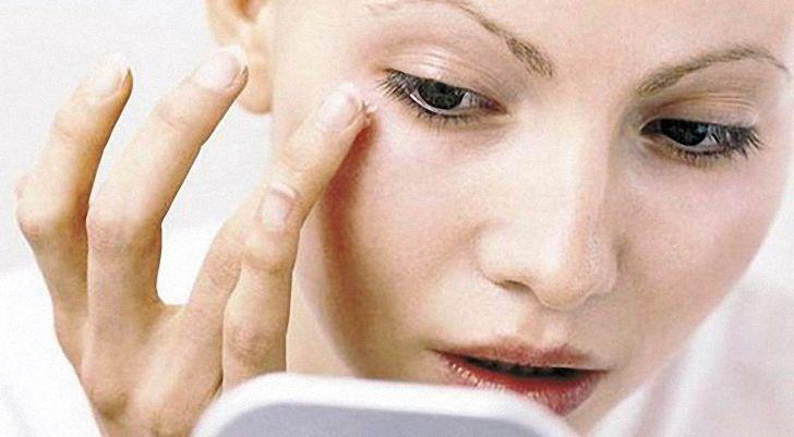 отек глаз и лечение патологии