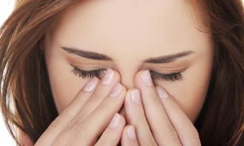 проблемы с глазами