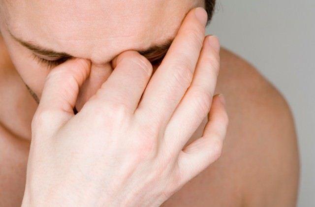 симптомы рези глаз