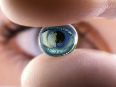линзы глаз