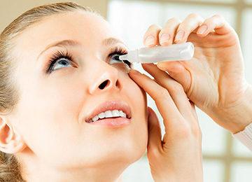 капли при офтальмопатии