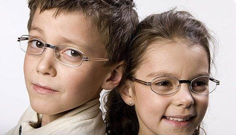 очки детям
