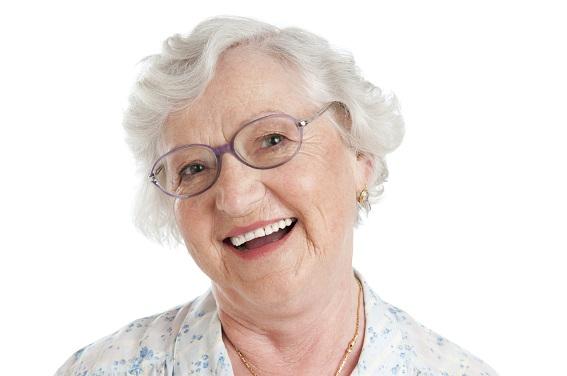 плохое зрение у стариков