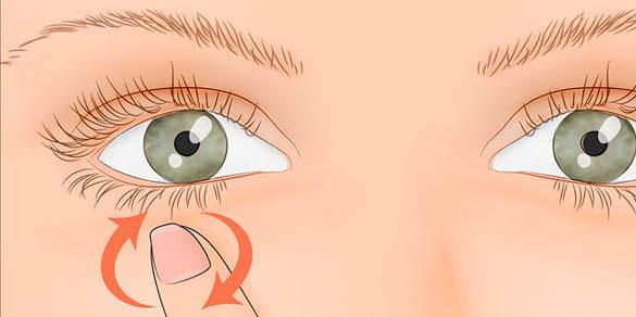 причины дергающегося глаза