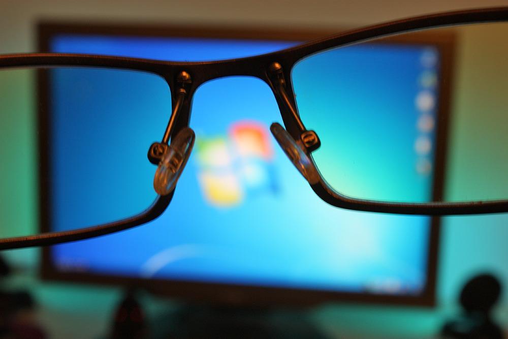 очки для работы за компом
