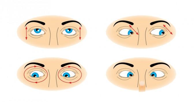 гимнастика для восстановления зрения
