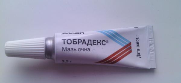 тобрадекс для глаз