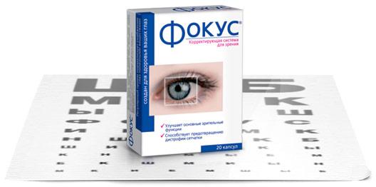 лечение для глаз